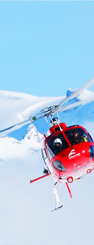 Heli skiing in gulmarg