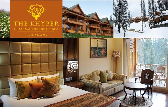 the Khyber himalayan resorts Gulmarg